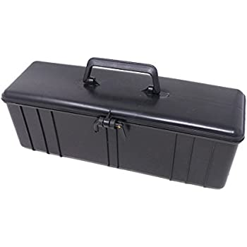 Caja de herramientas de plástico para tractores Fiat 420 x 125 x ...