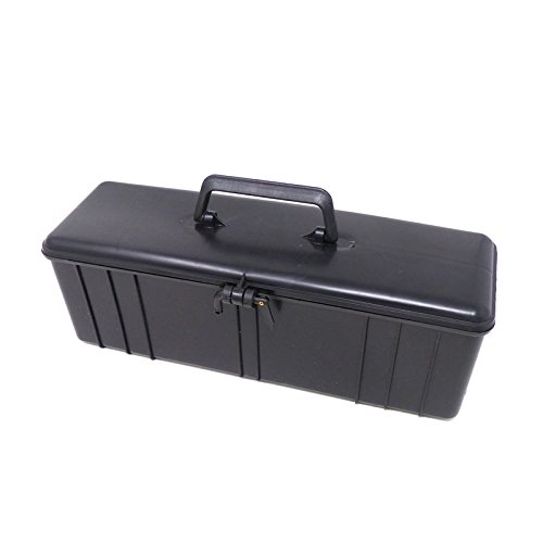 Cassetta porta-attrezzi in plastica per trattori Fiat 420x125x125mm di Ama