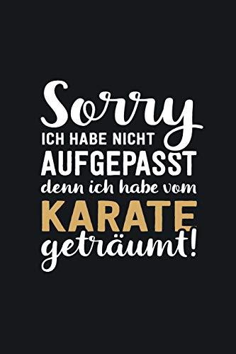 Ich habe vom Karate geträumt: tolles...
