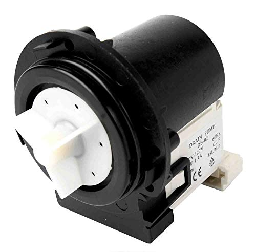 LG 4681EA2001T Washer Drain Pump Motor Exact Fit for LG Kenmore Washers by Seentech - Replaces Part Numbers AP5328388, 2003273, 4681EA2001D, 4681EA2001N, 4681EA1007G and More