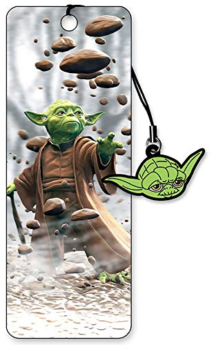3D-Lesezeichen Star Wars – von Artgame (Yoda)