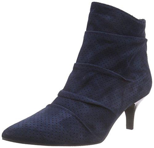 Gerry Weber Shoes Linette 01 buty damskie z krótką cholewką, niebieski - Niebieski Lago 584-40.5 EU Schmal