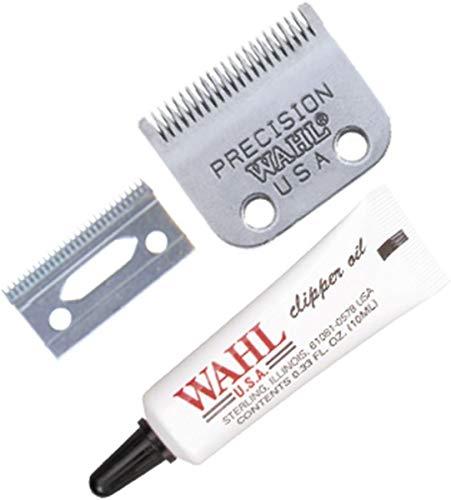 Wahl Hair Clipper Blade Set & Oil - accesorios cortar