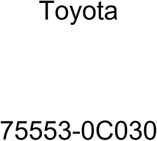 Genuine Toyota 75553-0C030 Roof Drip Molding