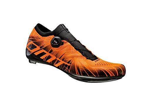 DMT KR1 - Zapatillas de ciclismo de carretera, Naranja (Anaranjado), 45 EU