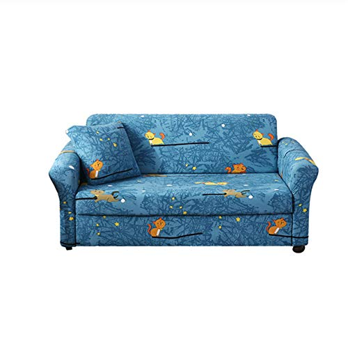 empty Hoekbanken, polyesterstretchstijl mooie druk S5, woonkamer sofa slip beschermhoes