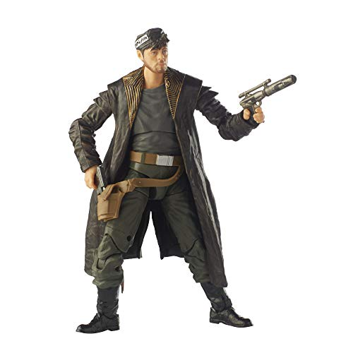 Star Wars The Black Series DJ Canto Bright, ca. 15 cm große Actionfigur