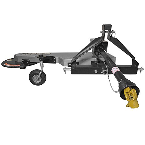 Titan 3-Point Hitch Attachment Trimmer Lawn Mower Category Cat 1 Tractor