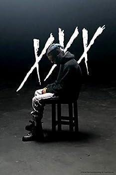 Xxxtentacion Hoodie XXX Merch Bad Vibes Forever Skins Trap Music Aesthetic Cool Wall Decor Art Print Poster 12x18