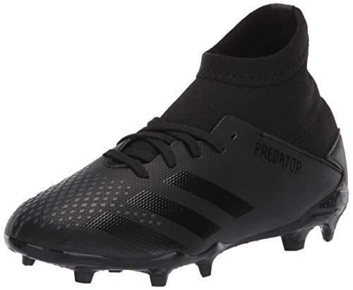 adidas Predator 20.3 Fg J Sneaker (unisex-adult) core Black/core Black/Dgh Solid Grey 4 M US