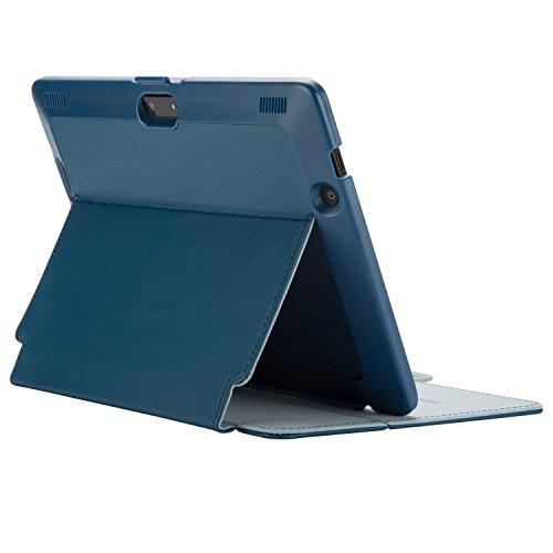 Speck Products Stylefolio Kindle Fire Hdx 8.9-inch Case, Deep Sea Blue/Nickel Grey (72161-B901)