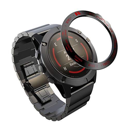 Affordable Shan-S for Garmin Fenix 5X Scale Watch Loop,Sport Anti Scratch Stainless Steel Smart Watc...