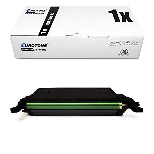 1x Müller Printware Toner für Samsung CLX 6220 6250 FX ersetzt CLT-K5082L Schwarz Black