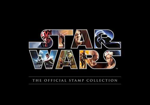 Star Wars: la collezione ufficiale di francobolli di Royal Mail