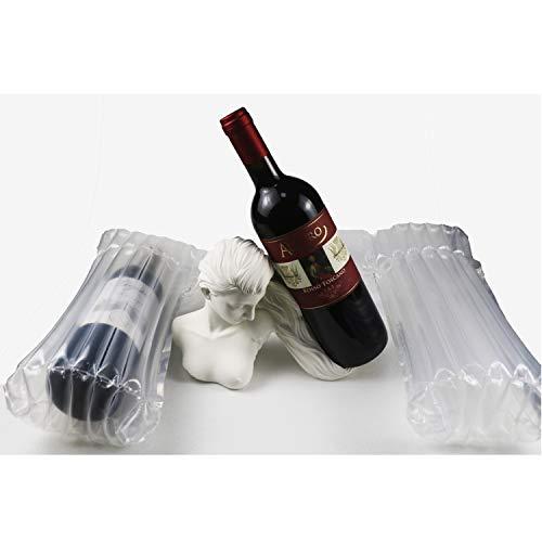 Weinflaschenschutz/Schutzhülle farblos