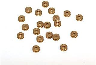 P Prettyia Umlenkrolle Blockseilrolle Seilwinde Blockseilrolle Seil Rolle f/ür 1:10 RC Crawler Axial SCX10 90046 Traxxas TRX4 D90 TF2 MST