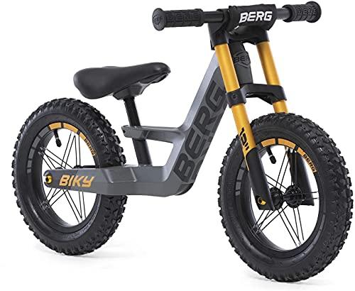Berg- Laufrad Bicicleta de Paseo, Color Gris (24.75.72.00)