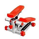 Fitness Mini Stepper, Silent Mini Stepper Fitness/Gewichtsverlust 2 in 1 für zu Hause und im Büro...