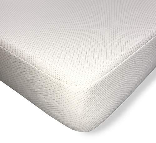 Colgate Eco Classica III Dual Firmness Crib Mattress | Eco-Friendly Foam | Organic Waterproof Cotton Cover | GREENGUARD Gold Certified| Hypoallergenic