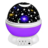 Tesoky Night Light for Kids, Star Night Light Projector for Kids Baby Night Light Toys for 1-10 Year Old Girls Boys Birthday Easter Gifts for 1-10 Year Old Girls Boys Toddler Baby Toys 0-18 Months