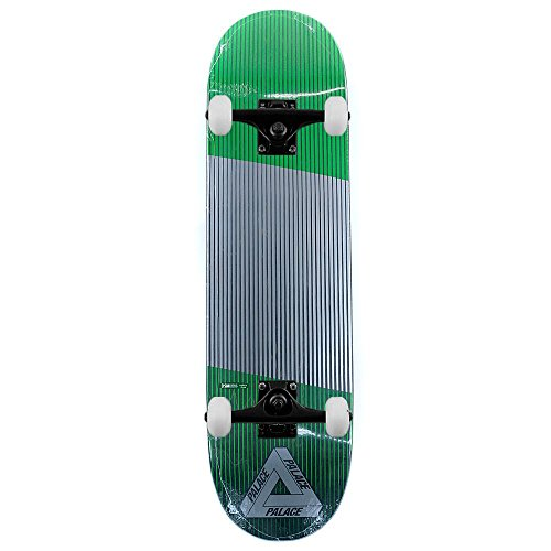 Palace Linear Green complete skateboard 21,6cm