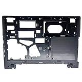 Carcasa inferior del portátil Reemplazar la cubierta G50 45 Reconstruir Durable G50 70 Ligero Negro Accesorios G50 30 G50 80 Repuesto para Lenovo G50