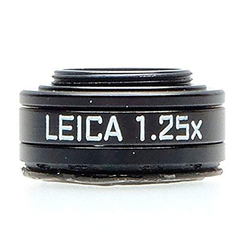 LEICA CAMERA VIEWFINDER MAGNIFIER M 1.25x