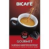 Bicafé - Café Cápsulas Biodegradables Nespresso * Gourmet Bicafé 10 Un