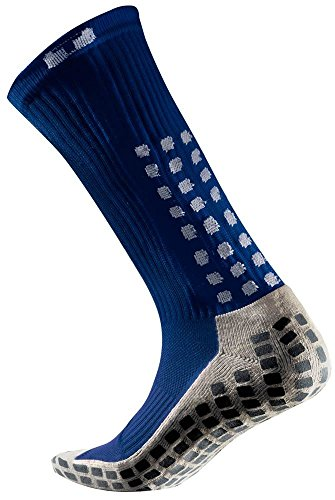 TruSox Herren Mid-Calf Thin Socken, royal, S-34.5-38.5 EU