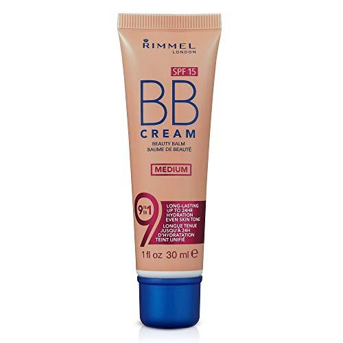 Rimmel - Bb Crème - 9-en-1 - Texture Légère - 002 Medium - 30ml