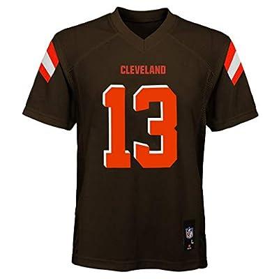 Odell Beckham Jr Cleveland Browns NFL Toddler 2-4 Brown Home Mid-Tier Jersey (Toddler 4T)