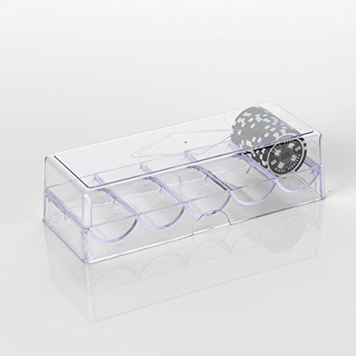 Clear Chip Holder by ClubKing Ltd