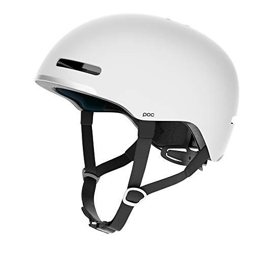 POC Corpora Helm, Unisex Erwachsene, Unisex – Erwachsene, Corpora, Weiß (hydrogen White)