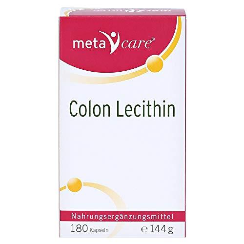 metacare Colon Lecithin, 180 St. Kapseln