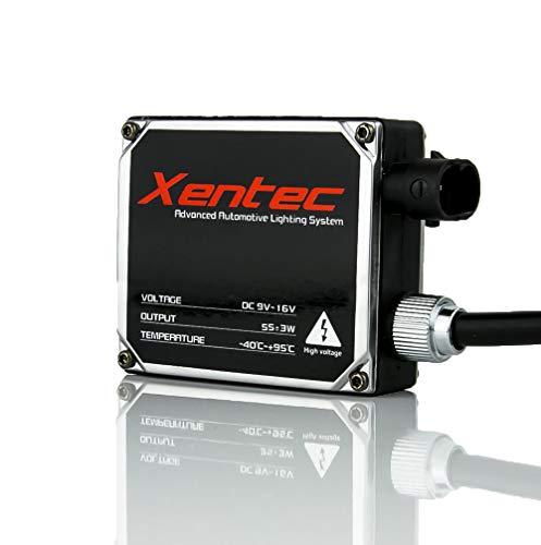 XENTEC 55W Standard Size Ballasts Xenon Bulb