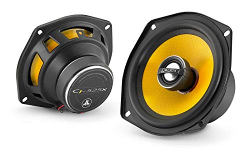 JL Audio C1-525 x 5-1/4' 2-Way Coaxial Car Audio Speakers