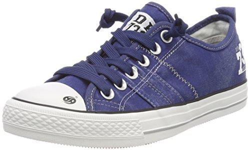 Dockers by Gerli Unisex-Kinder 38AY602-790660 Sneaker, Blau (Navy 660), 38 EU