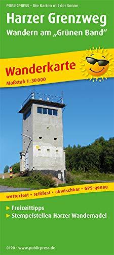 Harzer Grenzweg - Wandern am