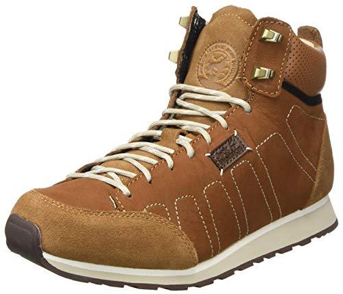 Jack Wolfskin Damen Mountain DNA LT MID W Sneaker, Desert Brown/Champagne,41 EU