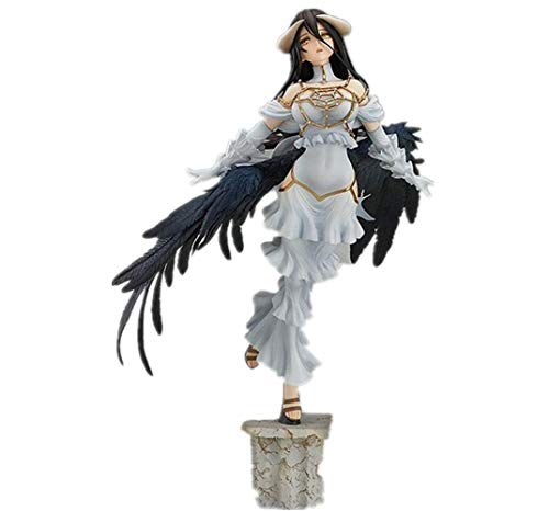 ZFF-DM Anime Overlord Albedo 1/8 Scale Painted Figure