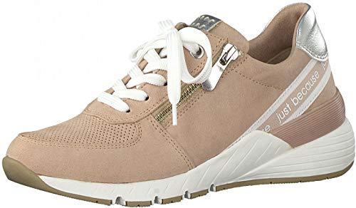 MARCO TOZZI 2-2-23739-26 Sneaker, Zapatillas Mujer, Rose Comb, 41 EU