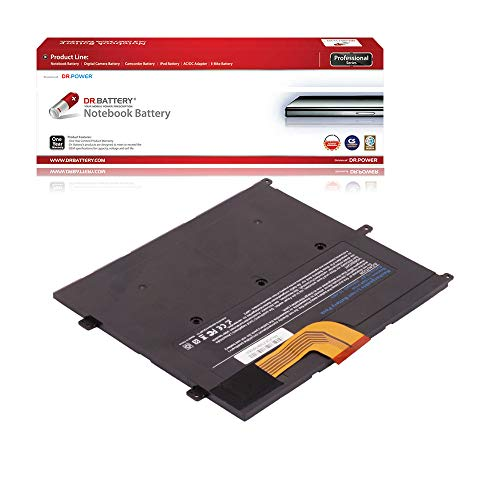 DR. BATTERY Laptop Battery for Dell T1G6P Vostro v13 V130 V130D 0449TX 0NTG4J 0NWT6 0PRW6G 312-1358 312-1371 G92N7 [10.8V/2700mAh/30Wh]