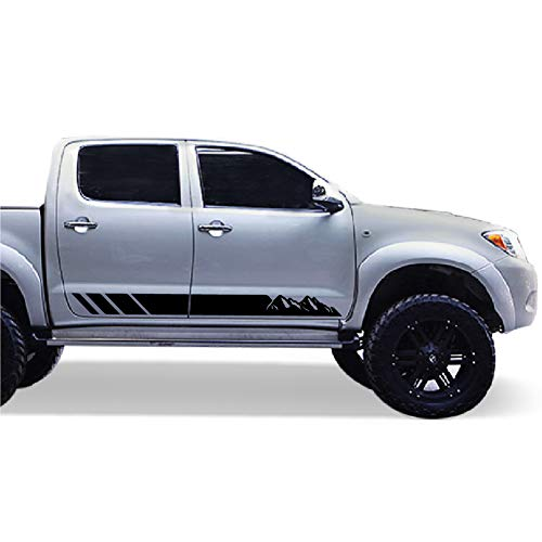 toyota hilux stickers - 3