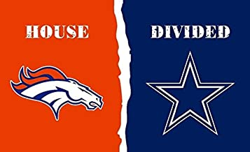Denver Broncos and Dallas Cowboys