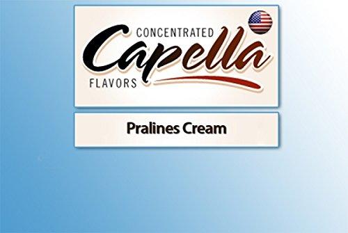 Pralines Cream Pralinen Creme Capella Aroma 10ml + Smart24 Reinigungstuch