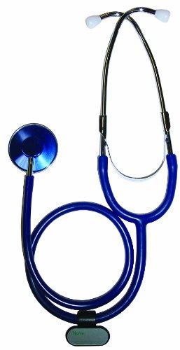 Timesco TD1–13–101–Estetoscopio, Rojo sola cabeza, azul