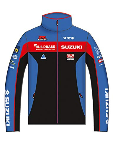 Suzuki Team BSB Fleece Jacke (XXL)