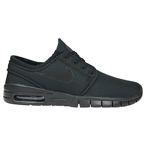 Nike Men's Stefan Janoski Max Black Anthracite 008Sneakers - 4.5 D(M) US
