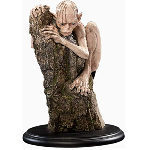 CQ The Lord of The Rings Statue: Gollum Collectible Figurine from Movie Series Toys image