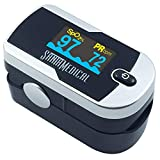 Best VIVE Blood Pressure Monitors Wrists - Santamedical Generation 2 Fingertip Pulse Oximeter Oximetry Blood Review